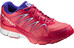 Salomon W's X-Scream Foil Shoes Papaya/Lotus Pink/Spectrum Blue